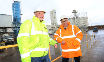 New concrete plant provides firm foundation for H-Mix