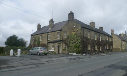 Popular Northumberland pub with rooms sold to local operator