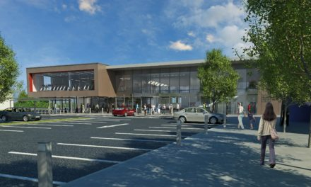 Another step forward for Ingley Barwick leisure facility