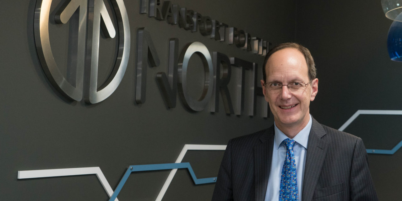 Transport for the North welcomes Government's commitment to Northern Powerhouse