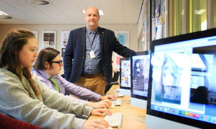 Hartlepool College creates opportunities to step into the digital age!