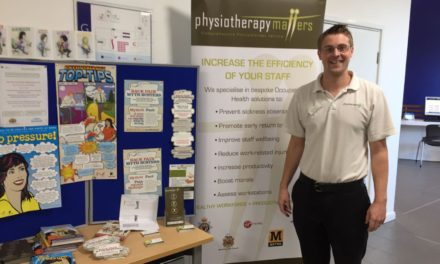 Street Physiotherapy at North Tyneside Council Helps Bust Back Pain Myths