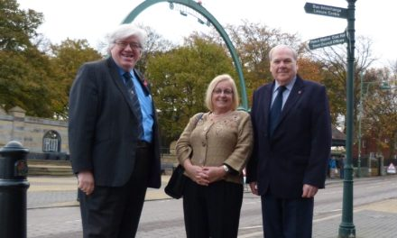 Arches in Shildon set to stay after public vote