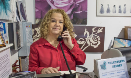 Hospice charity shops given communications boost