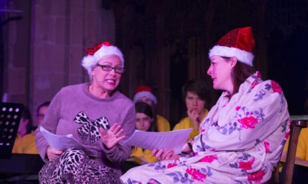 Stars announced for Christmas at the Cathedral