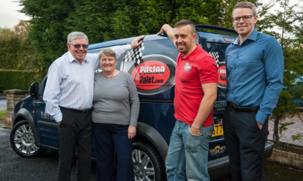 Accountant keeps it in the family Son brings automobile experience to auto-enrolment