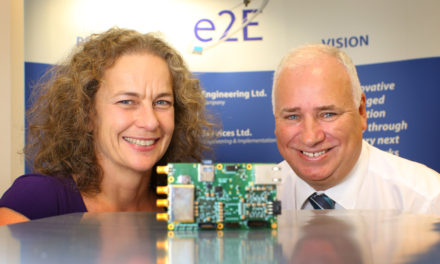 e2E Looking to take off with Miniatuarised Satellite Technology