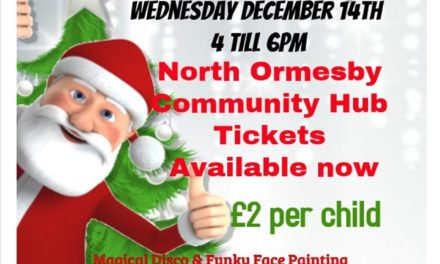 Festive Fun at North Ormesby Community Hub