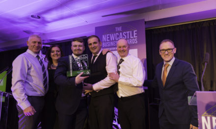 Newcastle College student is named the Newcastle Apprentice of the Year!