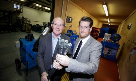 North East hydraulics firm expands services with hose partnership