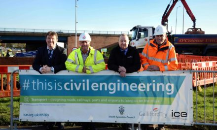 South Tyneside roadworks join national campaign