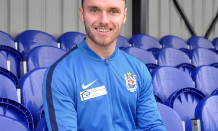 Blyth Town FC First Team signs ex-NUFC academy one-to-watch
