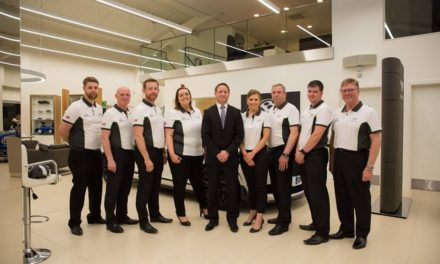 Bentley hosts Nürburgring race driver event to celebrate new showroom in Newcastle