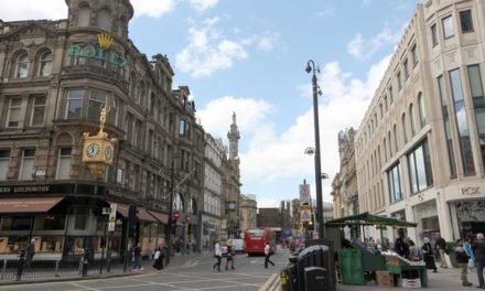 Flagship transformation of city centre street completed