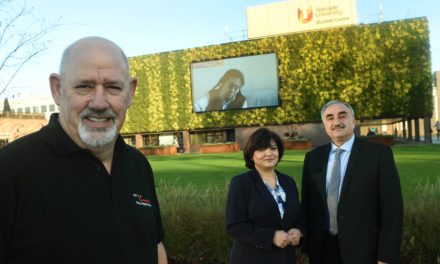 Tees firm constructing potential game changer