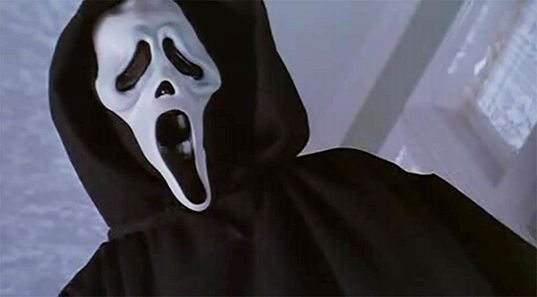 Scream for Ghost Face's 20th Anniversary