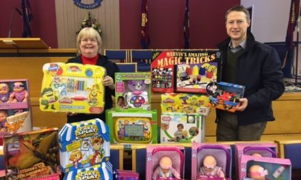 Labelled with love: £15,000 Christmas donation by Tees businesses