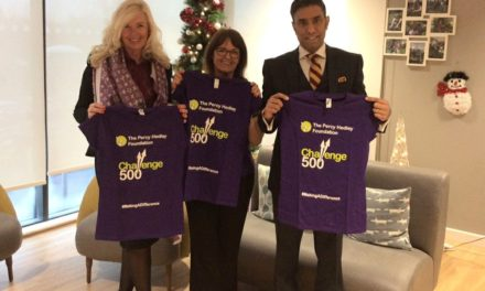 The Percy Hedley Foundation sets North East businesses a challenge