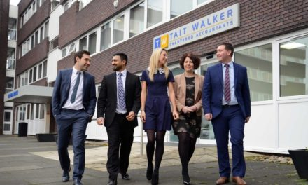 Raft of promotions at growing accountancy firm