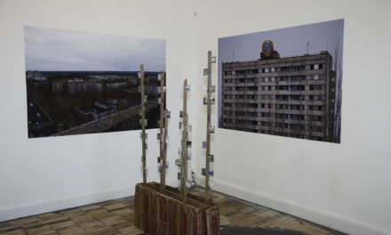 Exhibition by Northern artists inspired by Chernobyl visit