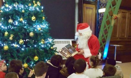 Children's charity celebrates its heritage at Christmas