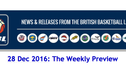 28 Dec 2016: The Weekly Preview