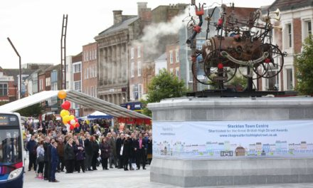 Stockton High Street is a Rising Star!