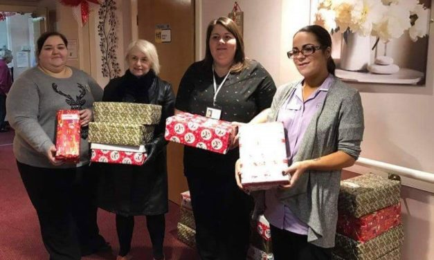 Christmas shoebox appeal success for Teesside's vulnerable