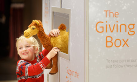 Intu celebrates the true spirit of Christmas