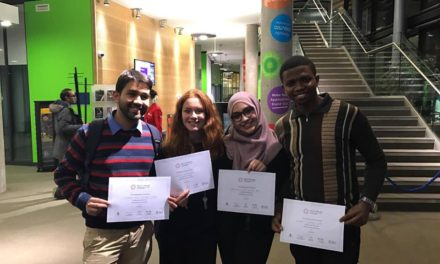 Newcastle Represented at European Semi-finals of Global Enterprise Competition