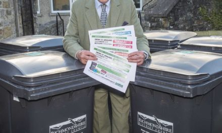 Bin collection days changing in the new year