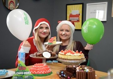 Unwritten Creative's Christmas Bake Off proves to be a treat for Macmillan Cancer Care