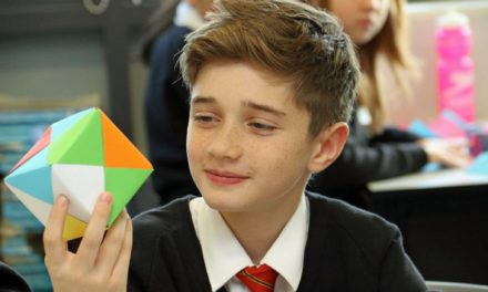 Special maths day adds up for students