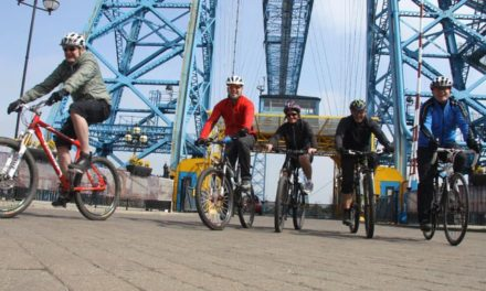 Walkers and cyclists needed to lead the way