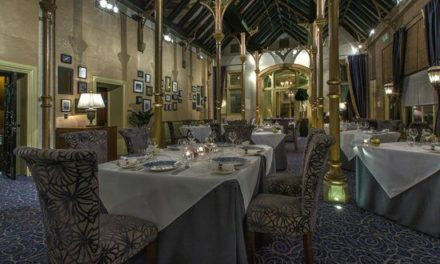Valentine's packages at Rockliffe Hall
