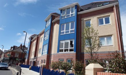 Sparkling result for Diamond House tenants
