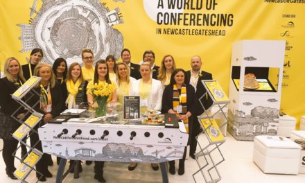 NewcastleGateshead returns to Confex for 15th anniversary
