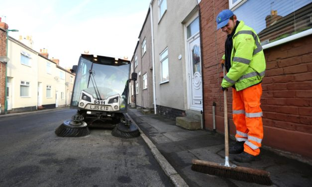 Guisborough to get New Year deep clean