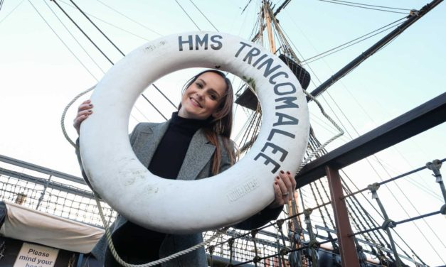 HMS Trincomalee gears up for bicentenary year with key appointment to help secure her future