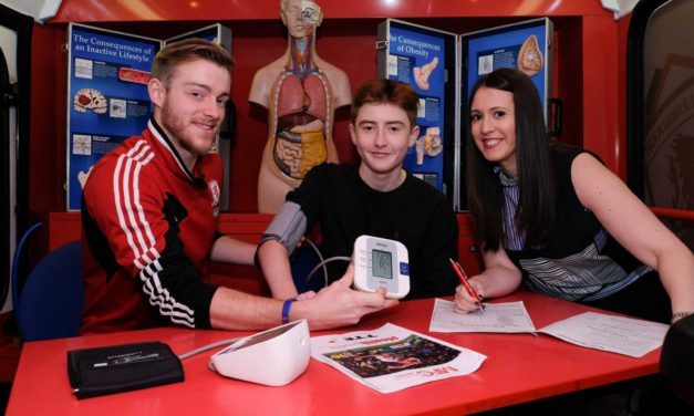 Engineering trainees onboard for MFC health checks
