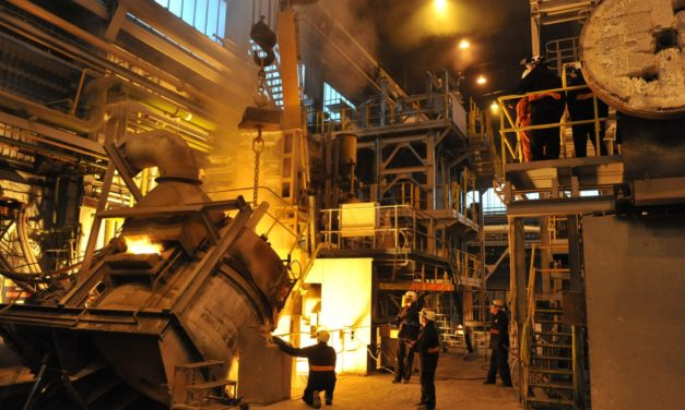Materials Processing Institute plays key role in shaping the future of the UK's steel industry