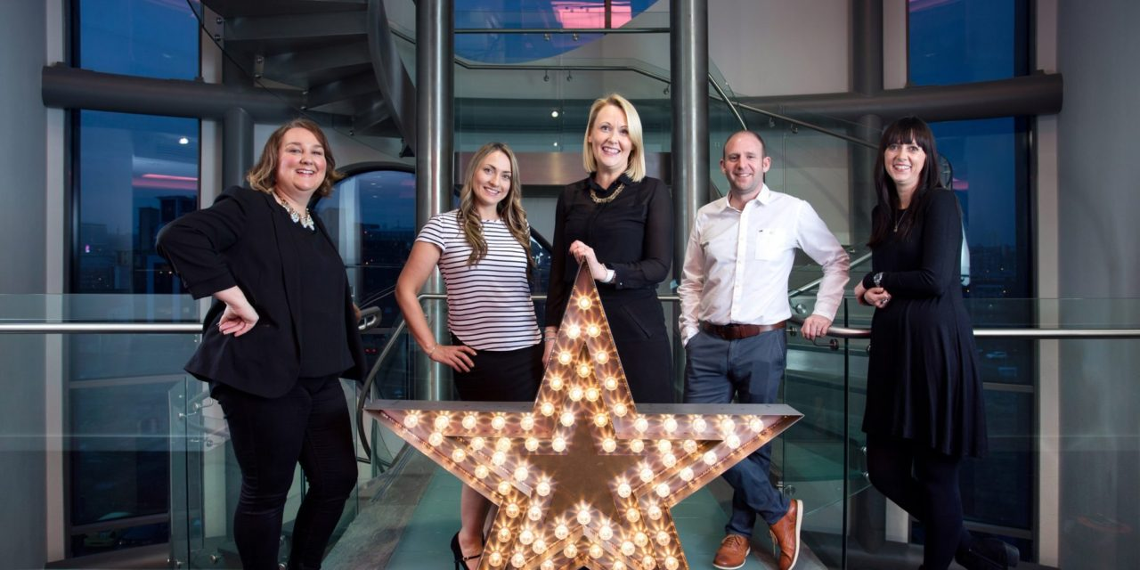 North East design agency Absolute shine bright as they double both their team and turnover in 12 months