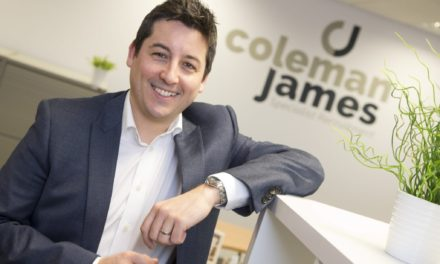Launch of expert construction and built environment recruitment consultancy Coleman James Limited