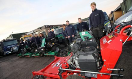 Aycliffe-based Beaumont Grounds Maintenance celebrates another record year