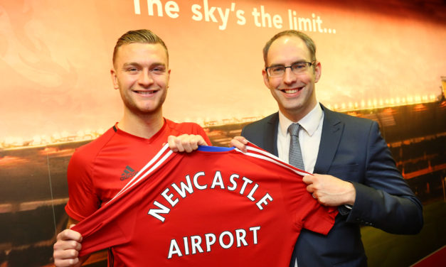 Airport strikes deal with Middlesbrough Football Club