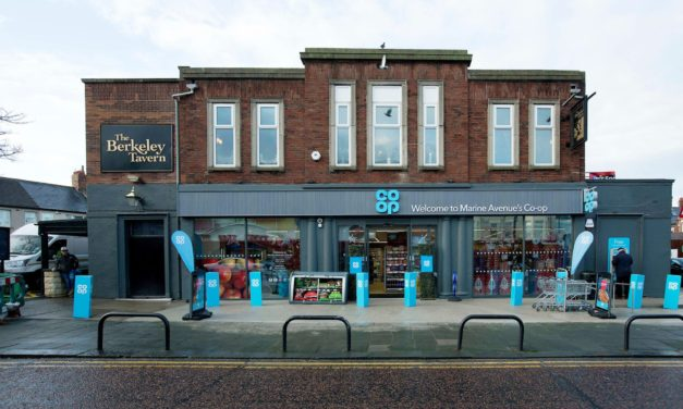 Further investment in Whitley Bay as new Co-op store opens