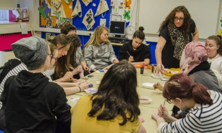 TyneMet students stretch and challenge themselves