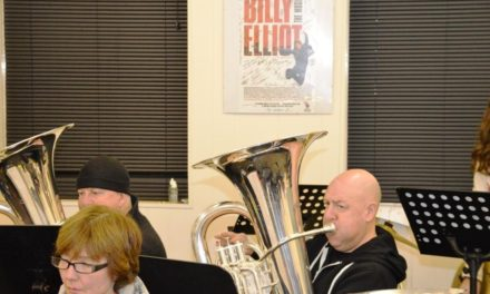Easington Colliery Brass Band looking to Play on through Instrument Fundraising Campaign