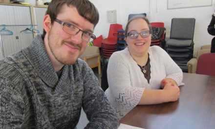 Autism and learning disabilities trainer appoints former student