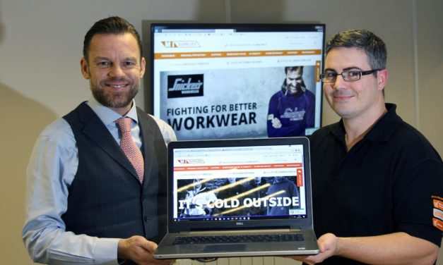 Workwear firm sets ambitious target to drive £2m online growth in 2017